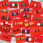 Multiple Choice Commemerative Medal Ribbon Bar Pins BFG Cold War Border Service