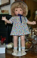 "Vintage Original 16"" 1930s Effanbee Patsy Joan Composition Doll"