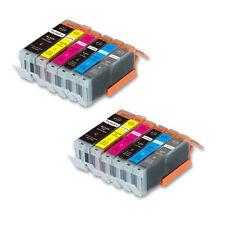 12 PK Quality Printer Ink Set For Canon PGI-250 CLI-251 MG6320 MG7120 MG7520