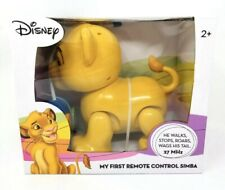 Lion King My First Remote Control Simba Moving Disney Cute Baby Simba Controller