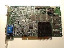 50 3dfx Voodoo 3 2000 PCI 16MB VGA Retro Sammlungsauflösung
