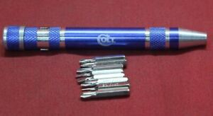 Colt Firearms Blue Sight tool / Screwdriver