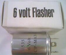 6 volt flasher Buick 1949 1950 1951 1952 1953 6V Heavy Duty