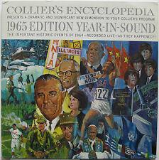 The BEATLES Collier's Encyclopedia 1965 Radio LP Paul
