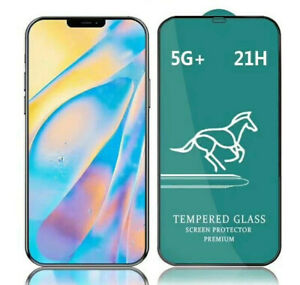 Tempered Glass 21H iPhone Screen Protector for iPhone 12 PRO & 12 Pro MAX