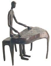 Danya B™ Piano Player Bronze Sculpture ZD805S