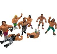 Wwe//WWf Clásico Prime Time Set Para Figuras Lucha Libre