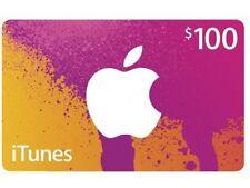 Apple US iTunes Gift Card Certificate Voucher