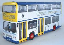 28807 EFE Leyland Titan Double Deck Bus Cambridgeshire Police 1:76 Diecast New