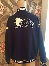 Lonsdale London Varsity Baseball Vintage Sport Jacket XL 90s Men's Spell Out