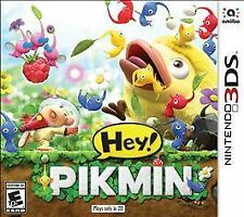 Hey Pikmin (Nintendo 3DS, 2017) PRE-ORDER NEW/ SEALED