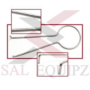 McKissock Breast Marker 42mm Keyhole Pattern For Freeman Areola Marker Premium