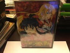 Sakura Wars The Movie -- Anime Dvd--Manga