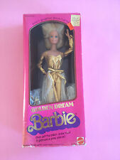 BARBIE 1980 GOLDEN DREAM ref.1874 NRFB