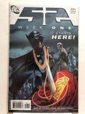 DC 52 Week One #1 (2006) JG Jones & Mark Waid NM