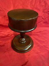Antique Wooden Tabletop Hat Rack/Wig/Bow Tie Storage Holder Display Stand 8�