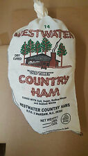 Hams - One Whole Ham - North Carolina Country Hams - (16 to 18 lbs)