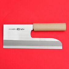 Couteaux cuisine Japonais fendoir hachoir tranchoir soba udon kiri 220mm 230gr