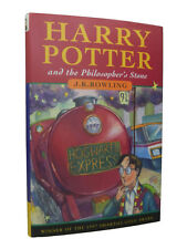 HARRY POTTER & THE PHILOSOPHER'S STONE   JK Rowling   1997   4th Imp.   Hardback