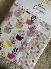 Helena Springfield Super King Polly Duvet & Pillowcases,Foxglove/Floral Garden
