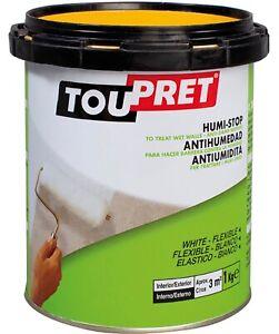 TOUPRET@  Humi Stop - Anti-Damp Treatment - 1L -Fast Dispatch  Free P&P