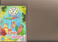 3RD AND BIRD - BIRDS THE WORD DVD KIDS