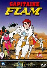 CAPITAINE FLAM VOLUME 5 /*/ DVD DESSIN ANIME NEUF/CELLO