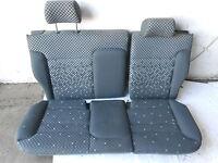 Sitz Rücksitzbank Audi A3 8L 3-Türer komplett