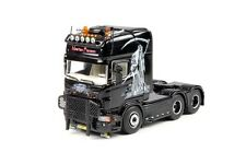 "TEKNO 64995 SCANIA R TRACTEUR SOLO 6X2 "" BART FRANSEN "" MINT IN BOX"