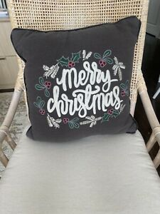 Merry Christmas Pillow TARGET