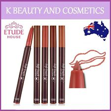 [Etude House] Soft Touch Auto Lip Liner (All 5 Colours) 0.2g ROSE