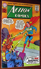 Action Comics #291 Superman 1st meeting of Supergirl and Mxyzptlk