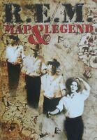 R.E.M. Map & Legend - AA.VV. - Lo Vecchio - 2005, G