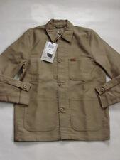 VESTE JACKET HOMME CARHARTT FYNN JACKET (leather rigid) SIZE M PRICE120€
