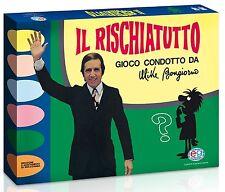 IL RISCHIATUTTO Gioco TV Mike Bongiorno Gioco da Tavolo EG