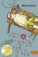 Anton taucht ab: Roman. Mit Vignetten von Elke Kusche (G... | Buch | Zustand gut
