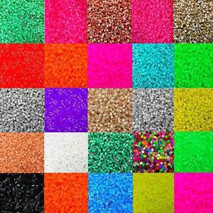 FT- 1000Pcs 5mm Perler Beads Colorful Hama Beads DIY Educational  Kid Gift