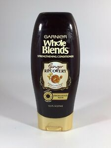 Garnier Whole Blends Ginger Recovery Strengthening Conditioner 12.5oz