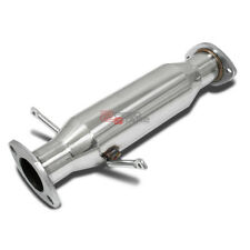 FOR 90-94 ECLIPSE GSX/TALON TSI 4G63 STAINLESS STEEL HIGH FLOW DOWN/EXHAUST PIPE