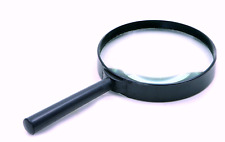 Magnifying Glass, 100 mm, Ideal for visually magnifying 3 x the size