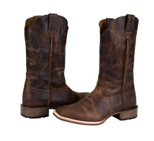 Noble 66040-121 Womens All-Around Square Toe Western Boot FAST FREE USA SHIPPING
