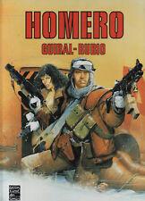 EDITION KUNST DER COMICS - HOMERO / GUIRAL - RUBIO - Hardcover - (HC) - Comic