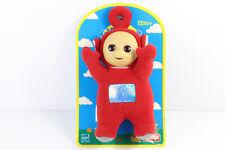 Teletubbies 1996 LaLa Red Plush Stuffed Laa Laa Telly Tubby Playskool Hasbro 8''