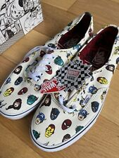 VANS Marvel Era US 9.5 UK 8.5 off the wall 100% Authentic