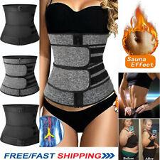 Fajas Neoprene Waist Trainer Weight Loss for Women Sweat Body Shaper Belt Girdle