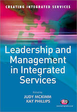Leadership and Management in Integrated Services (Creating Integrated Services S