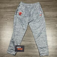 Nike NBA Chicago Bulls Player Issue Spotlight Training Pants Sz XL 932722 091