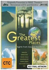 Imax - Greatest Places (DVD, 2002) VGC