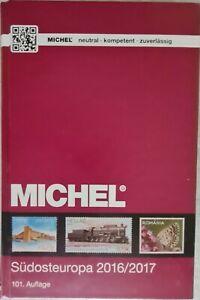 Katalog 1: Michel Südosteuropa  2016/2017