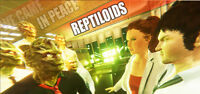 Reptiloids STEAM KEY, (PC) 2018, Sci-Fi, Action, Region Free, Fast Dispatch